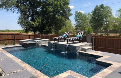5 Stages to Paint a Gunite Pool with effective way
